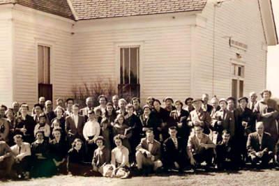 AROUND OUR TOWN: BICENTENNIAL - Birds Creek Baptist Church Celebrates Special Anniversary