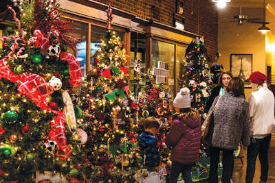 ARTS & ENTERTAINMENT: It's Beginning to Look a Lot Like Christmas
