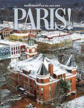 Paris! in winter 2021