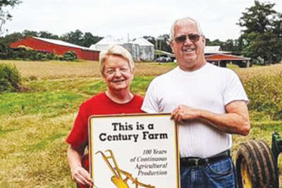 COUNTRY LIFE: The Lee Family's CENTURY FARM