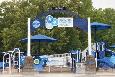 FEATURE: Blue Cross Healthy Place, OUR NEW HAPPY PLACE