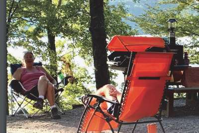 FEATURE: Environmentally Friendly Campgrounds are Just Down the Road
