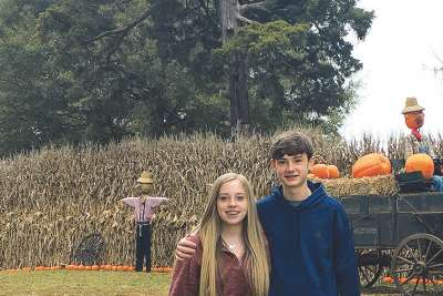 FEATURE: It's the Great Pumpkin, Henry County!